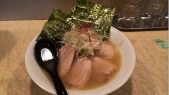 濃厚鶏白湯らぅめん スペシャル
