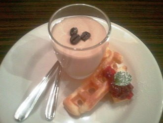 cafe mousse_本日のスイーツ