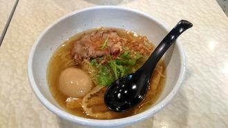金色香味味玉らぁ麺(塩)