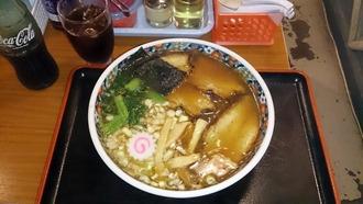 直火焼きチャーシュー麺