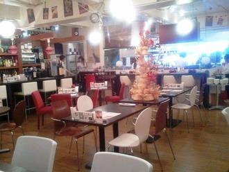 cafe mousse_店内