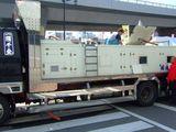 イカ運送トラック