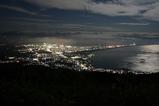 釜伏山からの夜景
